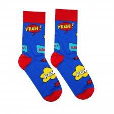 Veselé ponožky Bang! - 35-38