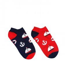 Veselé ponožky Jachtár - 43-46