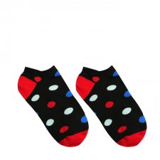 Veselé ponožky Guľkáč krátky - 39-42