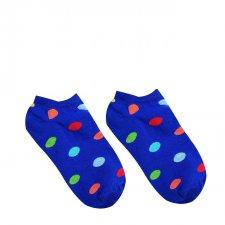 Veselé ponožky Lentilky krátke - 35-38