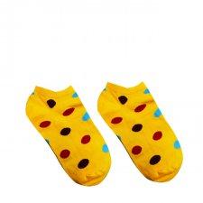 Veselé ponožky Frutti krátke - 39-42