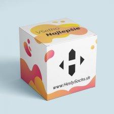 Všetko najlepšie - darčekový box pre veselé ponožky - Univerzál