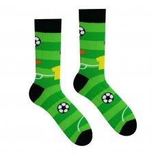 Veselé ponožky Futbalista - 35-38