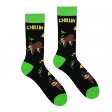 Veselé ponožky Chillin - 35-38