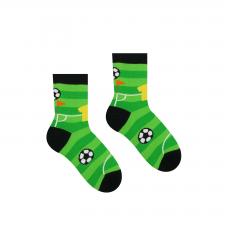 Veselé ponožky Futbalista - Detské - 25-29
