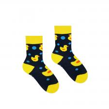 Veselé ponožky Kačička - Detské - 30-34