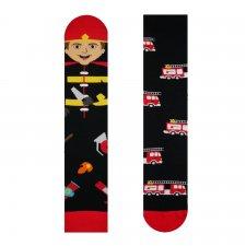 Veselé ponožky Hasič - 35-38