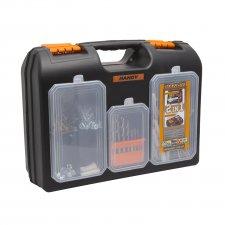 Plastový kufrík na náradie