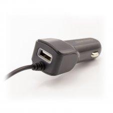 Univerzálna nabíjačka telefónov, micro USB + iPhone konektor + USB 1A