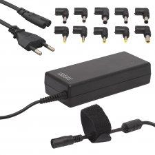Univerzálny sieťový adaptér k laptopom/notebookom s napájacím káblom