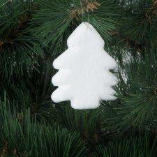 Polystyrénová dekorácia - strom - 3 ks / balenie