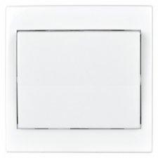 Vypínač PRAKTIK 4FN58007.901 C.7, biely