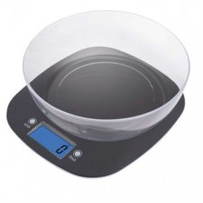 Digitálna kuchynská váha EV025, čierna