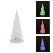 LED vianočný stromček 22 cm
