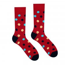 Veselé ponožky Bordobodka - 39-42
