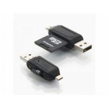 USB čítačka pamäťových kariet Micro SD