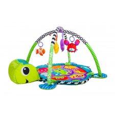 Veľká hracia podložka pre dieťa - korytnačka 0+