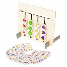 Vzdelávacia hračka: Farby a ovocie