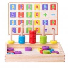 Vzdelávacia hračka: Počítanie