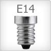 LED žiarovky E14