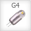 LED žiarovky G4